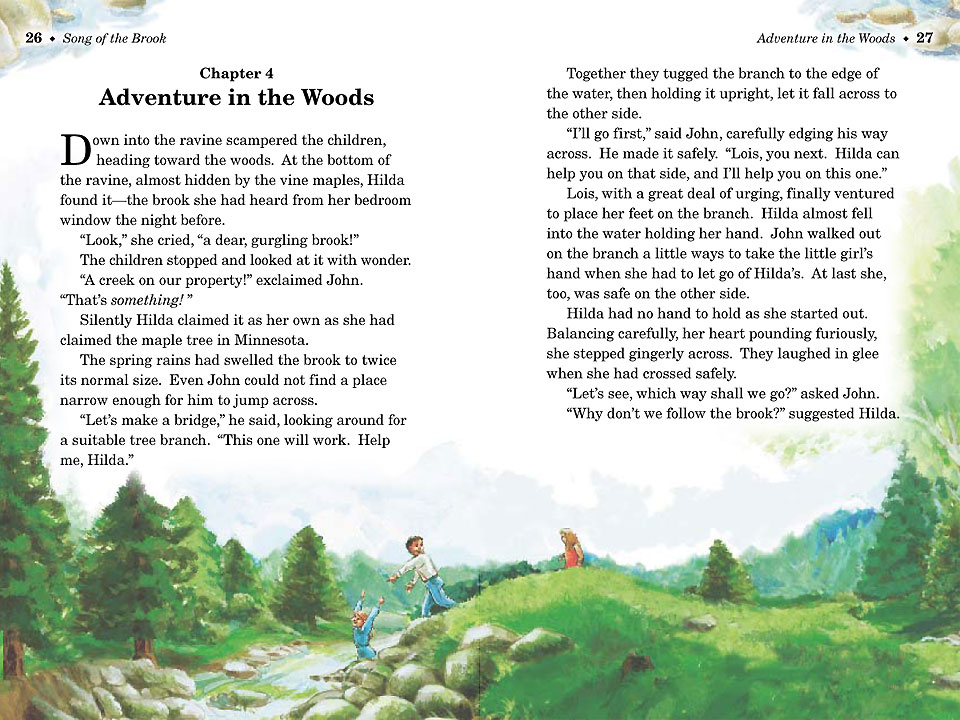 song of the brook by matilda nordtvedt book report Get textbooks on google play matilda nordtvedt pensacola christian college song of the brook a beka book reading program: author.