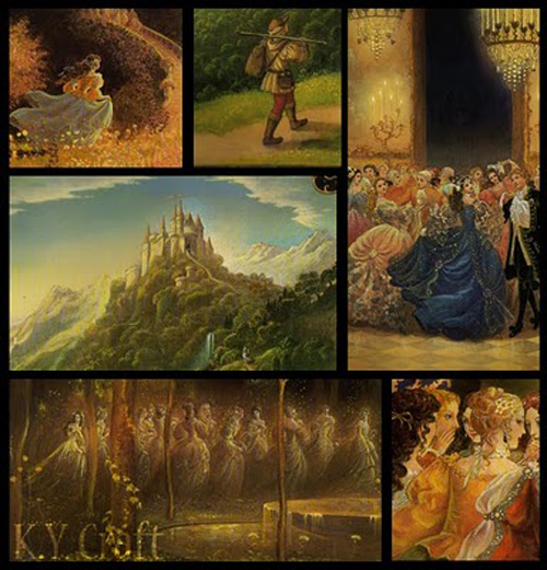 Twelve Dancing Princesses - Exodus Books