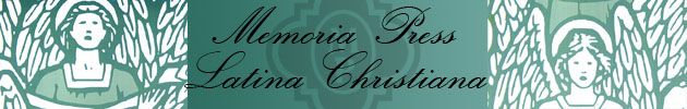 Memoria Press Latina Christiana