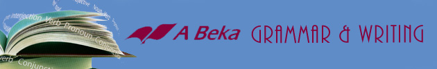 A Beka Grammar & Writing