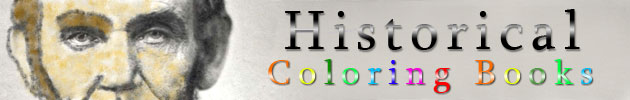 History of America Coloring Books