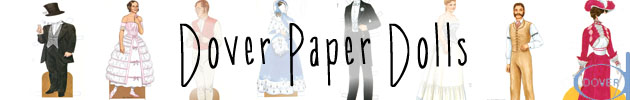 Dover Paper Dolls