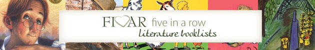 Five in a Row Literature Booklists