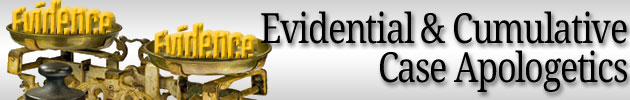 Evidential Apologetics
