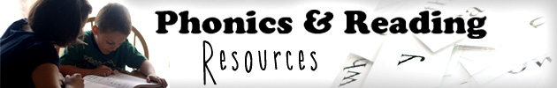 Phonics & Reading Resources