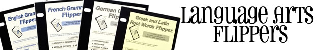 Language Arts Flippers