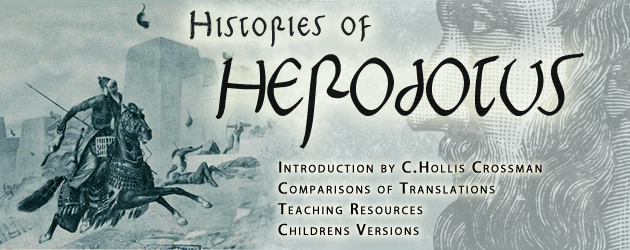 Histories of Herodotus