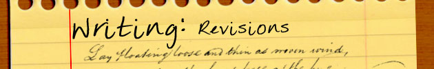 Writing: Revision