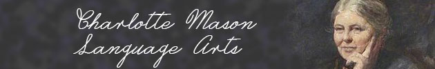 Charlotte Mason Language Arts