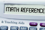 Math Reference & Teaching Aids