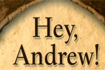 Hey Andrew! Teach Me Some Greek!