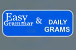 Easy Grammar / Daily Grams