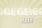 Clearance: Math & Logic