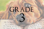 3rd Grade Outside of a Dog Booklist