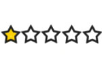 1-Star Rating