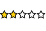 2-Star Rating