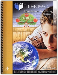 Lifepac: Foundations for Living - Teacher's Guide