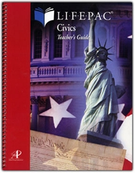 Lifepac: Civics - Teacher's Guide
