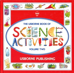Usborne Book of Science Activities Volume 2