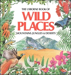 Usborne Book of Wild Places