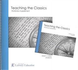 Teaching the Classics: Worldview Supplement - Set (old)