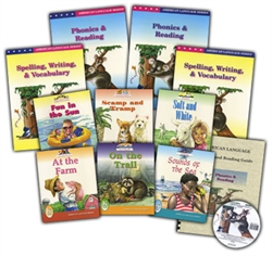 American Language Series K - Complete Package