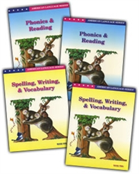 American Language Series K - Workbook Set