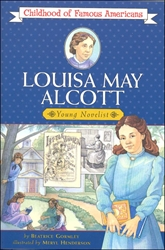 Louisa May Alcott: Young Novelist