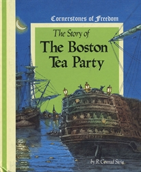 Story of the Boston Tea Party
