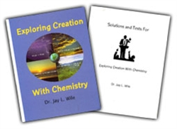 Apologia: Exploring Creation With Chemistry (old)