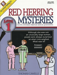 Red Herring Mysteries Level 1