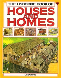 Usborne Book of Houses and Homes
