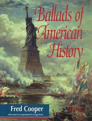 Ballads of American History with CD