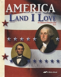 America: Land I Love - Student Text (old)