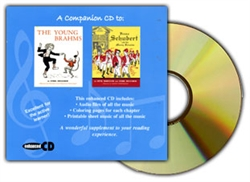 Young Brahms/Franz Schubert - Companion CD