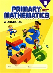 Primary Mathematics 1A - Workbook