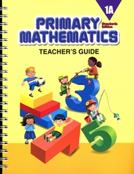 Primary Mathematics 1A - Teacher's Guide