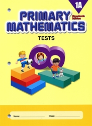 Primary Mathematics 1A - Tests