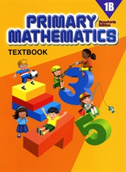 Primary Mathematics 1B - Textbook