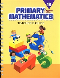 Primary Mathematics 1B - Teacher's Guide