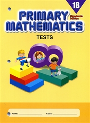 Primary Mathematics 1B - Tests