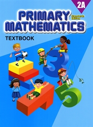 Primary Mathematics 2A - Textbook