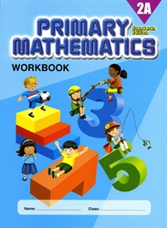 Primary Mathematics 2A - Workbook