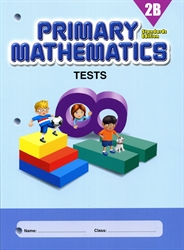 Primary Mathematics 2B - Tests
