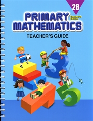 Primary Mathematics 2B - Teacher's Guide