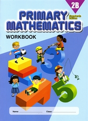 Primary Mathematics 2B - Workbook
