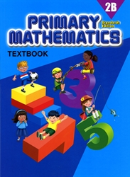Primary Mathematics 2B - Textbook