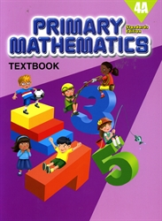 Primary Mathematics 4A - Textbook