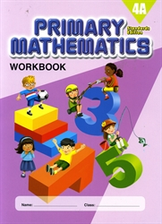 Primary Mathematics 4A - Workbook