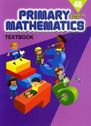 Primary Mathematics 4B - Textbook